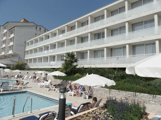 Hotel Miramar: Вид корпуса