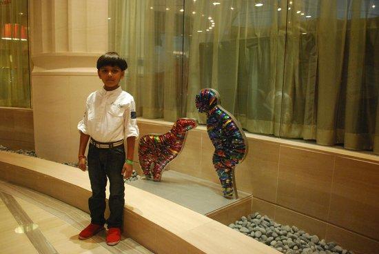Carlton Hotel Singapore : lobby