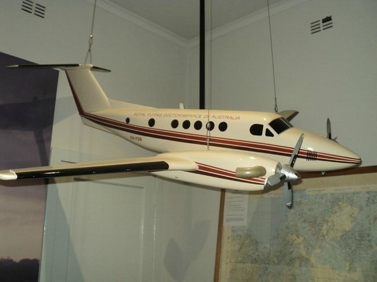 Royal Flying Doctor Service Tourist Facility: Plane