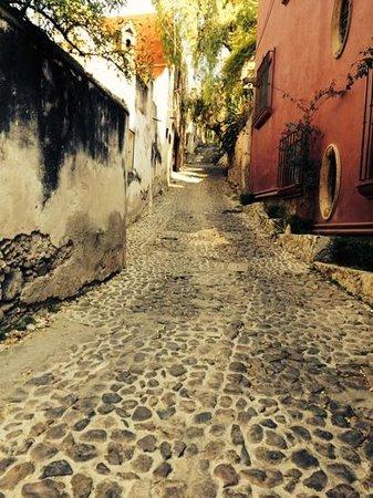 Arcos Del Atascadero: the road to Arcos de Atascadero