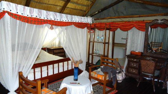 Manyara Wildlife Safari Camp: Room