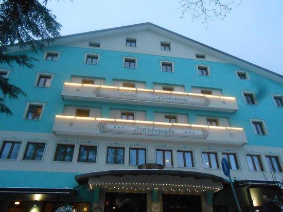 Fiordigigli: facciata hotel