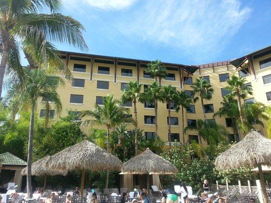 Loews Royal Pacific Resort at Universal Orlando: Royal Pacific
