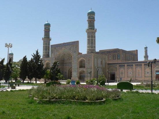Herat, Афганистан: Outside view