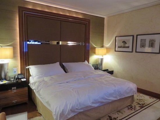 Mandarin Oriental, München: Bed