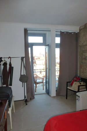 Oporto House: vista general