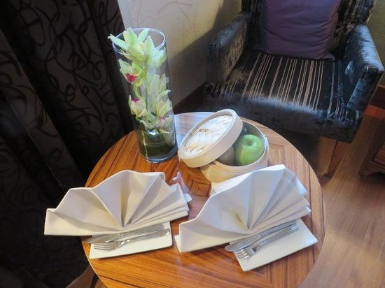Mandarin Oriental, Munich: Daily treats