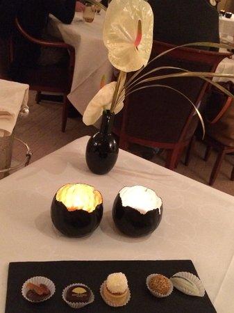 Mandarin Oriental, Munich: dining