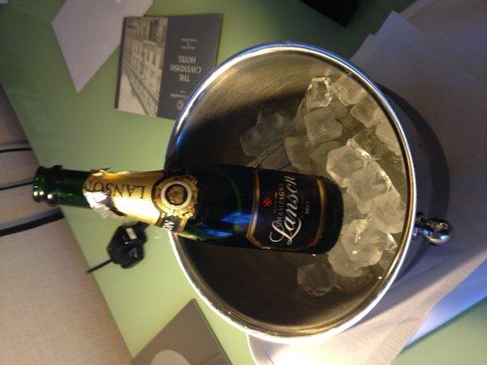The Cavendish London: Champagne