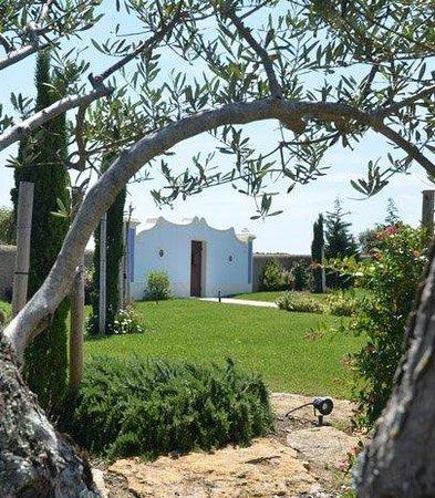 Quinta dos Bons Cheiros: Image of the garden