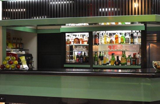Best Western Hotel Astoria: Bar