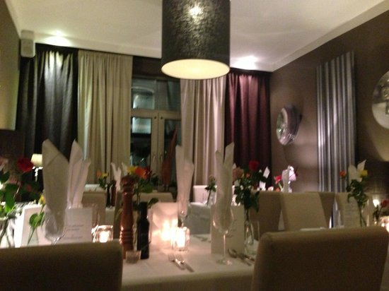 Der Bonner Hof: Kerzenraum