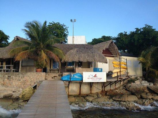 GO WEST Diving Westpunt, Curacao