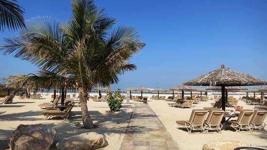 Le Royal Meridien Beach Resort & Spa: Beach Area