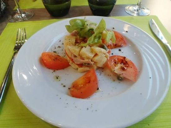 Holiday Inn Toulon City Centre : starters