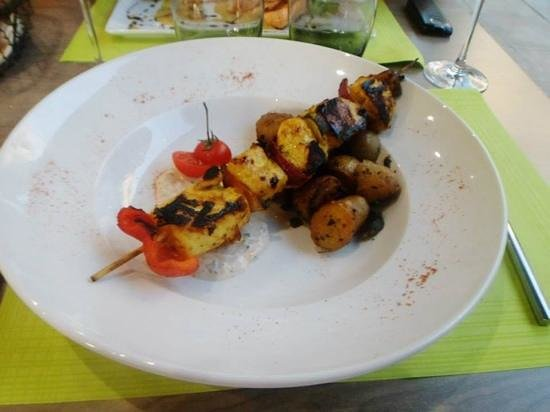 Holiday Inn Toulon City Centre : this was delicious