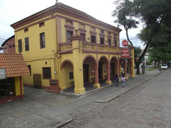 Casa Dos Arcos Fachada Fotografía De Casa Dos Arcos Curitiba