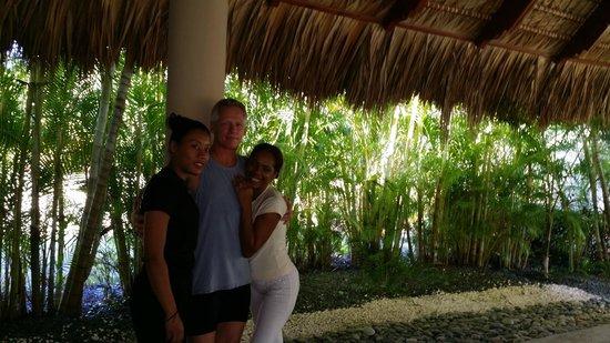 Paradisus Punta Cana: Angela, Me, Maria