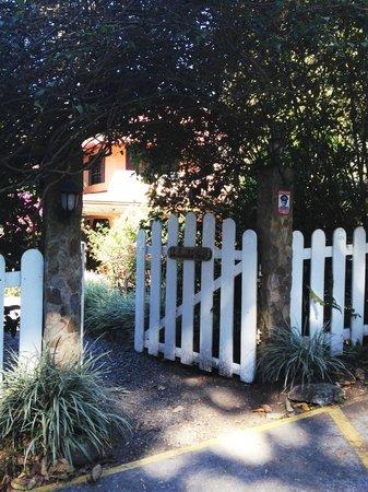 Boquete Garden Inn: Entrada