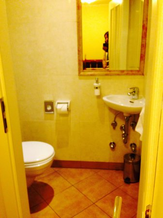 Hotel Elefant : Bathroom 2