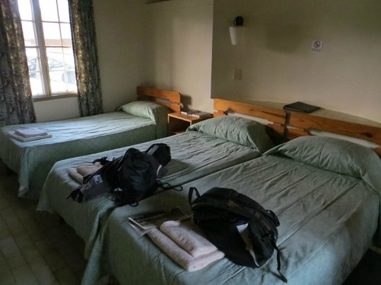 Olifants Rest Camp : Chambre