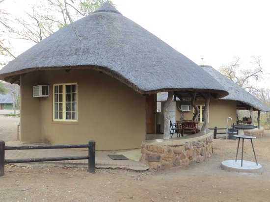 Olifants Rest Camp : Rondavelle