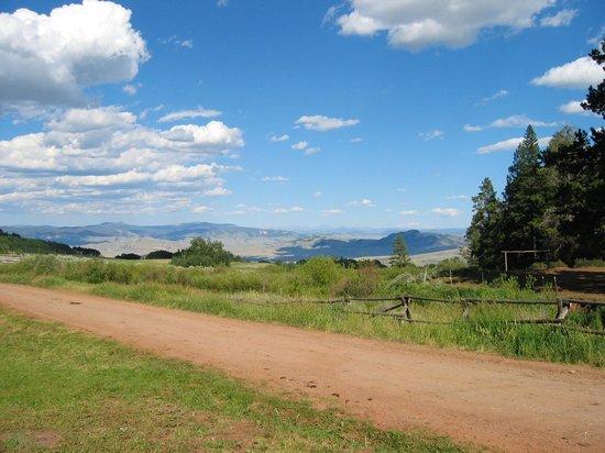 Latigo Dude Ranch: Views from the ranch