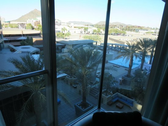 W Scottsdale: View of pool deck