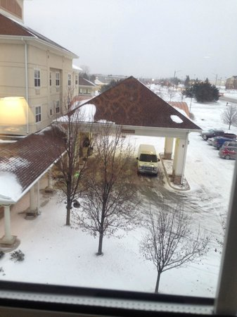 Holiday Inn Grand Rapids - Airport : View from room