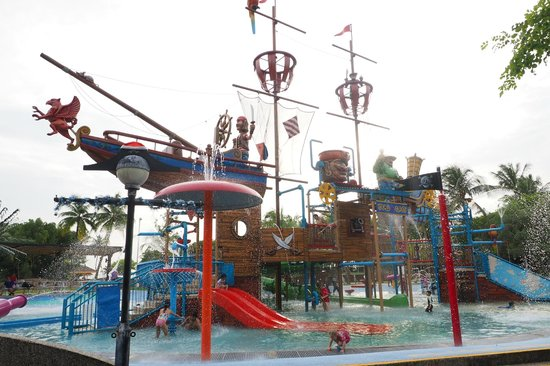 Port Of Lost Wonder : Nice place for kids!