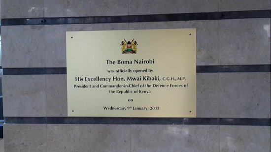The Boma Nairobi: The Boma