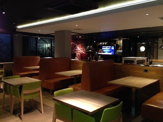 Holiday Inn London - Brentford Lock: lobby