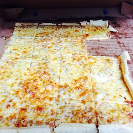 Pizza Nostra: Square Pizza for Pizza Parties