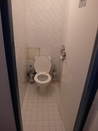 A&O Prag Metro Strizkov: Туалет