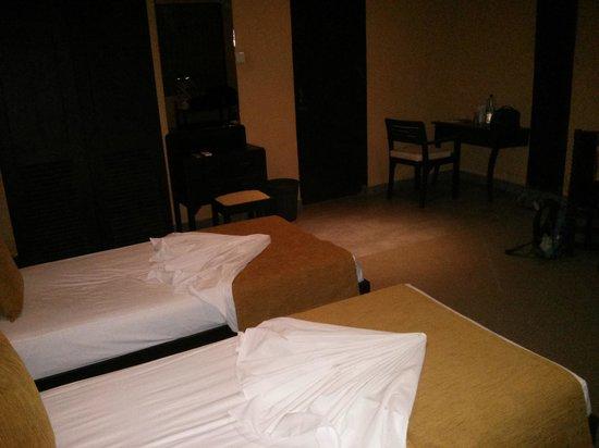 Heritage Dambulla Hotel: Habitación