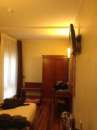 Giulietta e Romeo Hotel : camera std