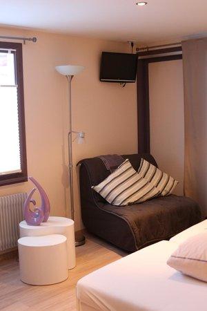 Hotel Lauberhorn: Schöne gemütliche Zimmer