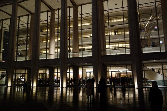 Lincoln Center for the Performing Arts: Avery Fischer Hall
