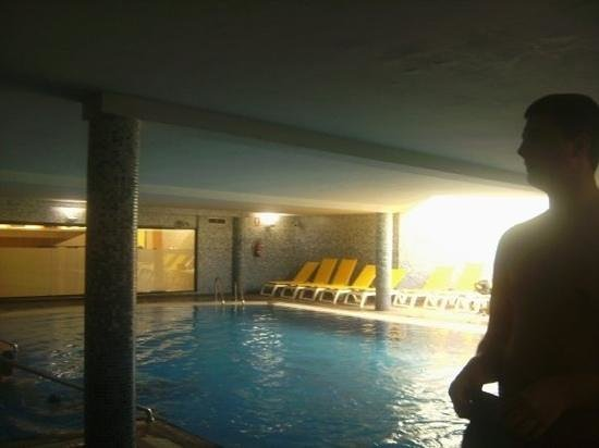 Ohtels Vil.la Romana: spa pool