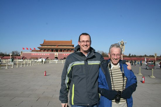 Beijing Private Tours By Jessie: Day one, in Tiananmen Square