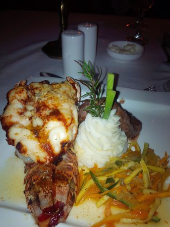 Sandals Inn: Chef Kevin Benton is the best