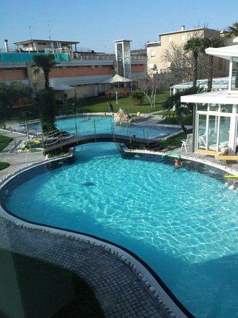 Panoramic Hotel Plaza: Piscina