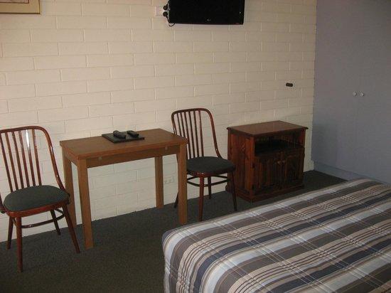 Peterborough Motel: Room facilites