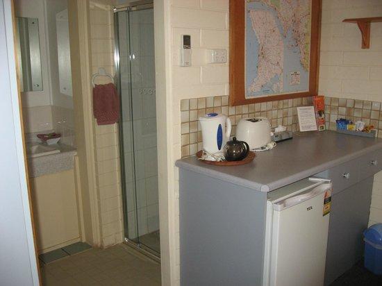 Peterborough Motel: Room facilities
