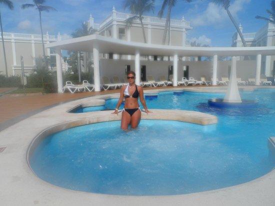 Hotel Riu Palace Bavaro : spa