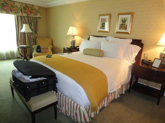 The Ritz-Carlton, Santiago: Bem confortável!!