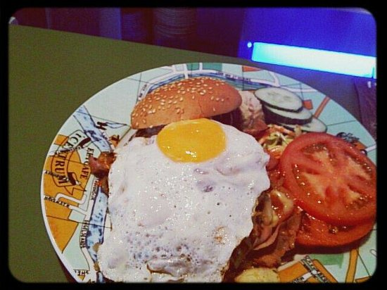 Eetcafé 't Centrum: Broodje narigheid lekkah
