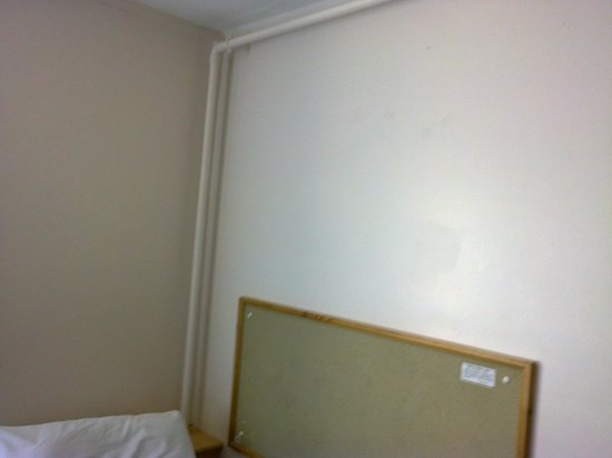 Pollock Halls - Edinburgh First: the room