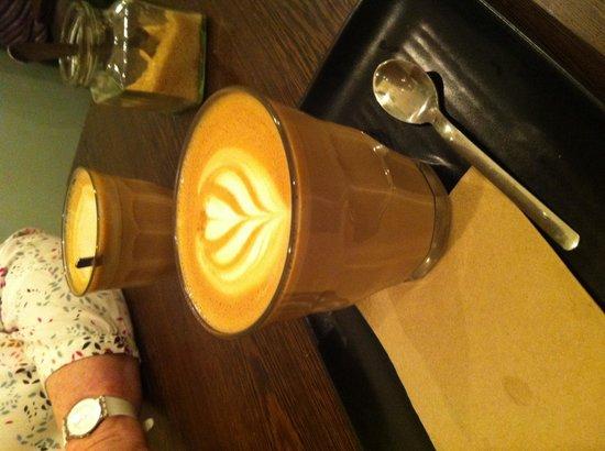 Laynes Espresso : Laynes lovely Latte