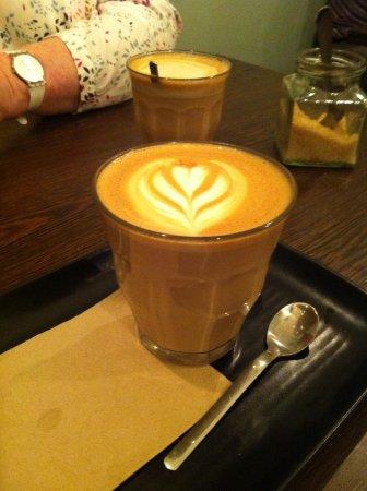 Laynes Espresso: Laynes lovely Latte